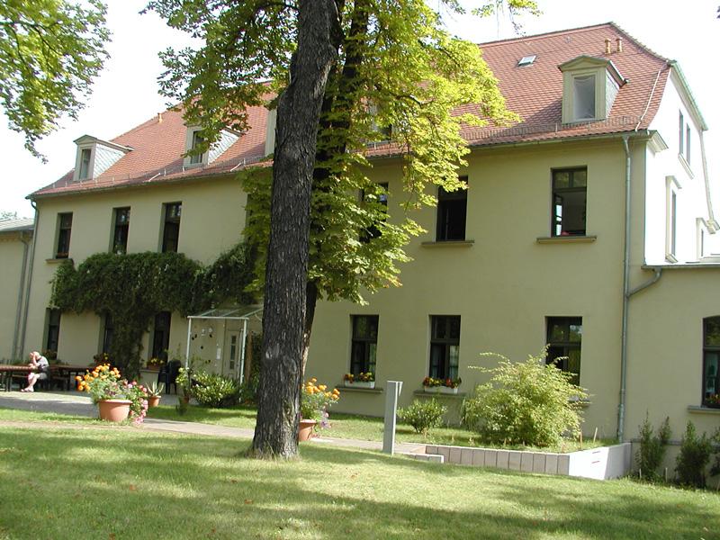 Diakoniewerk Halle Wohnheim An Werkstatt